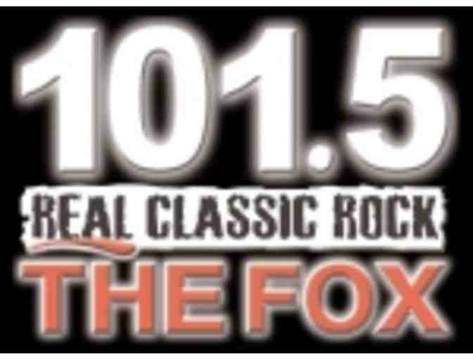 (4) Week Sponsorship on 1340 WMSA, WVLF My Mix 96.1 or WRCD 101.5 The Fox