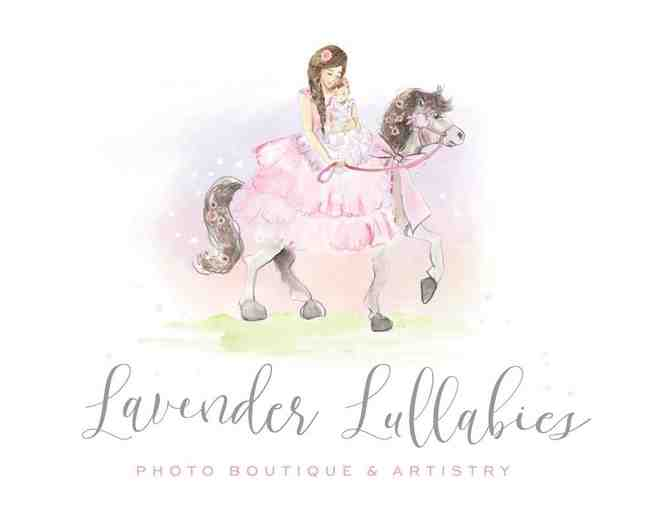 $25 Gift Certificate - courtesy Lavender Lullabies Photo Boutique