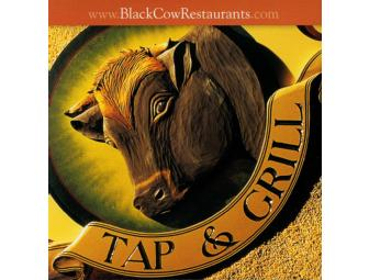Black Cow Tap & Grill -- $50 Gift Certificate