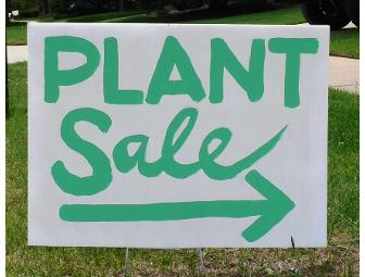 Marblehead Garden Club Plant Sale -- Parking & Personal Shopper