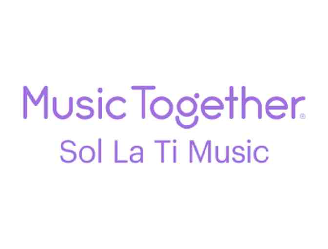 Sol La Ti's Music Together - $50 Gift Certificate