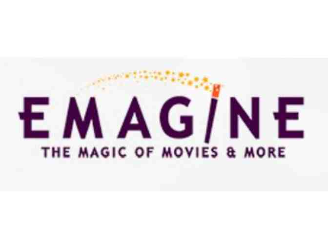 Emagine Movie Theaters - Two movie passes
