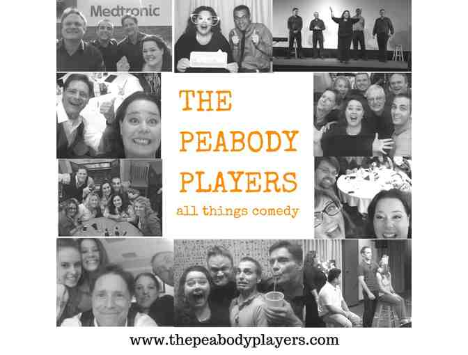 The Peabody Players - Two tickets