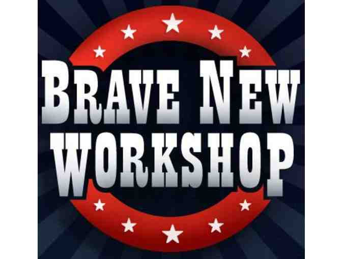 Two tickets for Brave New Workshop Comedy Theater (Minneapolis Location)