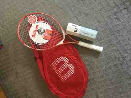 Serena Jr. Tennis Package