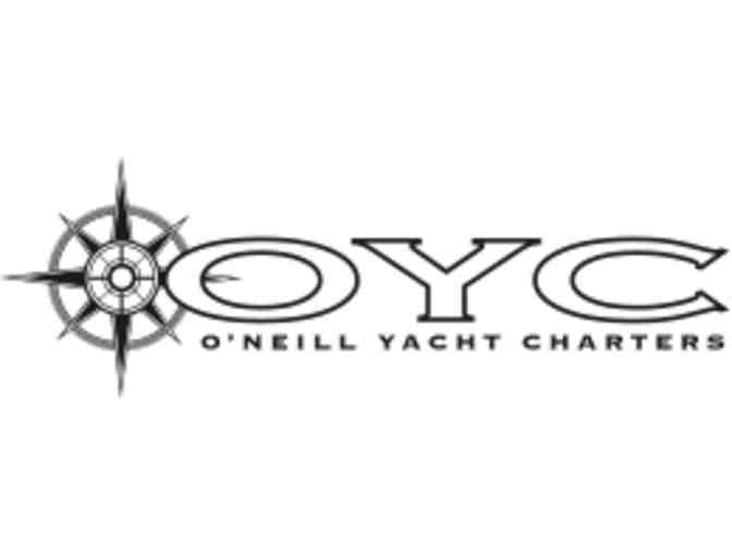 O'Neill Yacht Charters - Daytime Sail on the Team O'Neill Catamaran