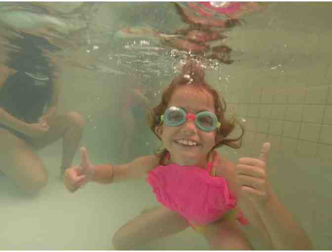 Jim Booth Swim School - One Session of Group Swim Lessons