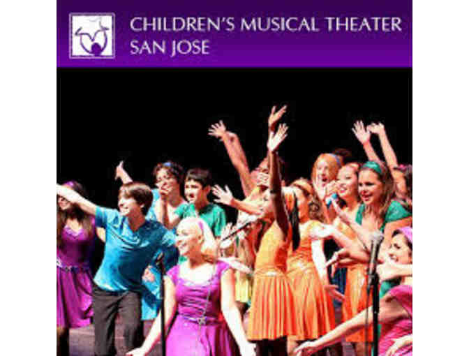 Children's Musical Theater San Jose