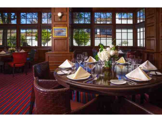 Jack's Restaurant at Portola Hotel & Spa