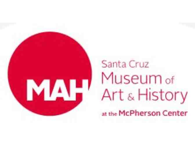 Museum of Art and History Santa Cruz, Dual/Family Membership