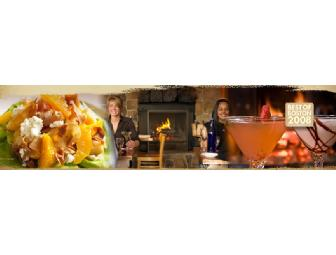 Get pampered in Brookline! Michael's Salon service & Fireside Chat for 2 at The Fireplace