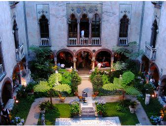 Isabella Stewart Gardner Museum and The Elephant Walk