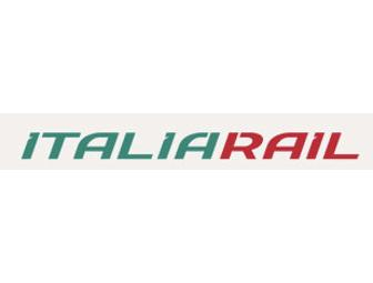 First Class ItaliaRail Pass for two