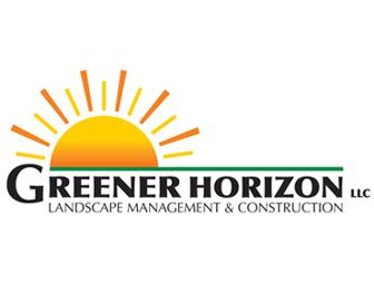 Gift Certificate for Landscaping Services