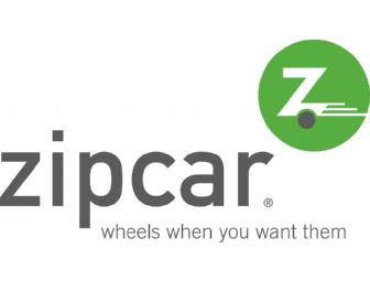 $300 Gift Certificate from Zipcar