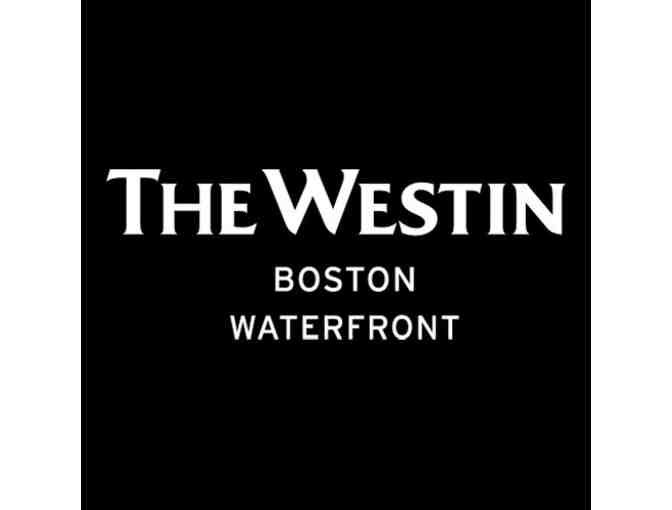 Fun Night Out in the Seaport! Laugh Boston and the Westin