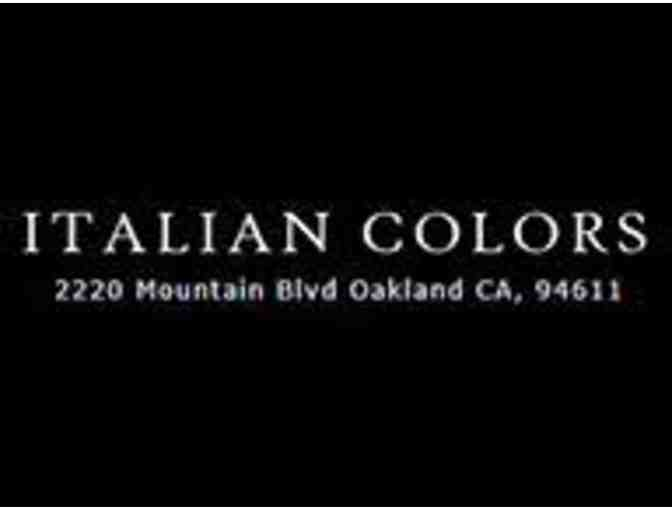 Italian Colors Restaurant Gift Certificate Lunch for Two - Photo 1