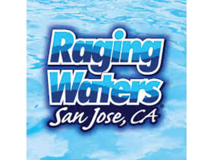 2 Single-Day General Admission Tickets To Raging Waters San Jose