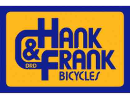 Hank and Frank's One Standard Bike Tune-Up