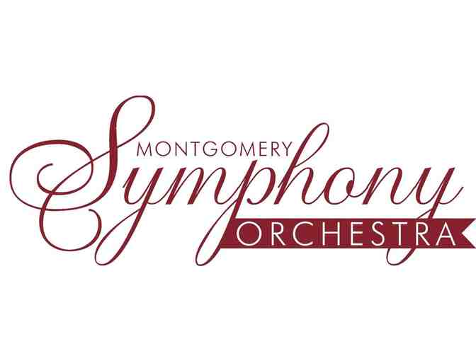 2 Golden Circle tickets to the Montgomery Symphony Orchestra Holiday Pops Concert tickets - Photo 1