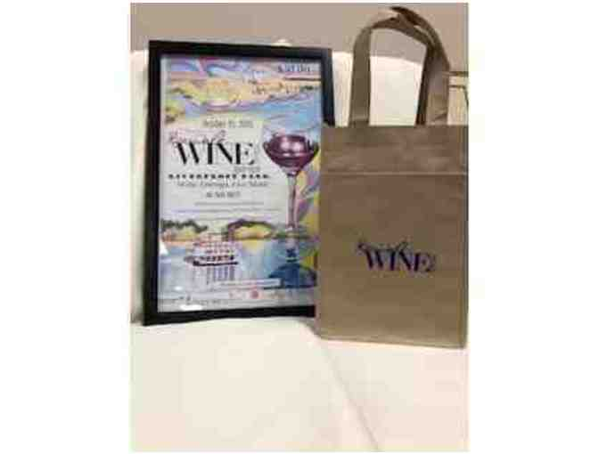 10th Annual Riverwalk Wine Festival Package - Photo 1