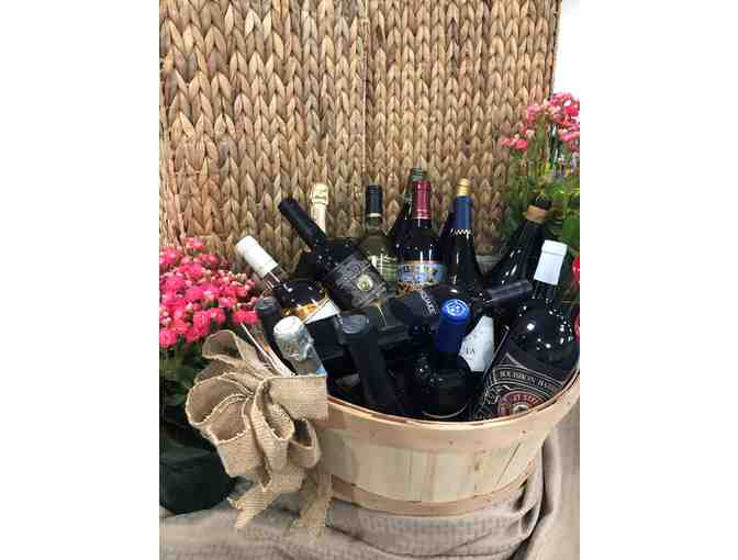 Wine Collection Basket 1