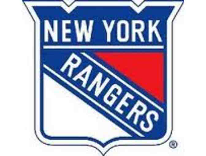 3 Ranger tickets vs. San Jose Sharks October 11 @ 7pm - Photo 1