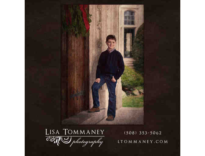 Lisa Tommaney Photography - Signature Portrait Photography Package
