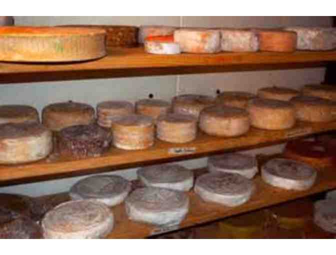 Formaggio Cheese Cave - Private Tour for Four (4)