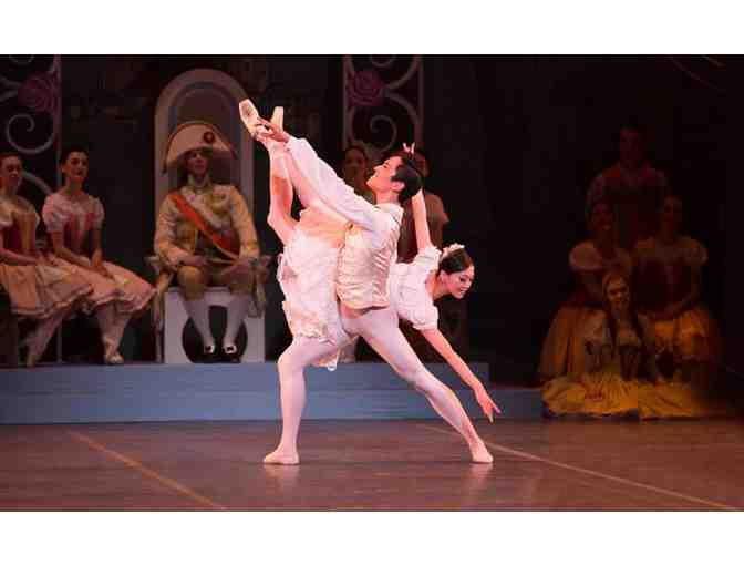 Boston Ballet's  Coppelia - Four (4) Tickets