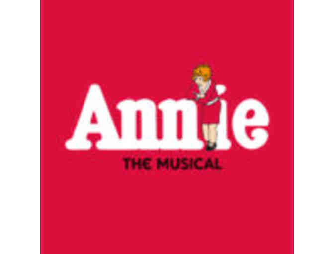 Two  (2) Tix to ANNIE @ Sea Coast Rep Theatre this Holiday Season!