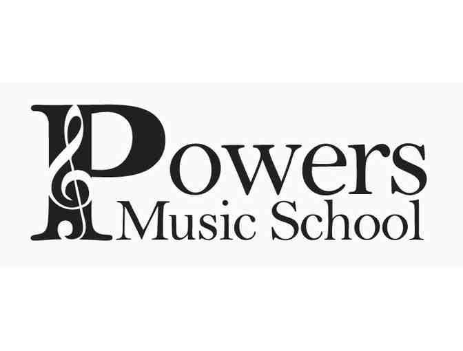 Powers Music School - POW-WOW Summer  Camp 2019 - Two Week Program!