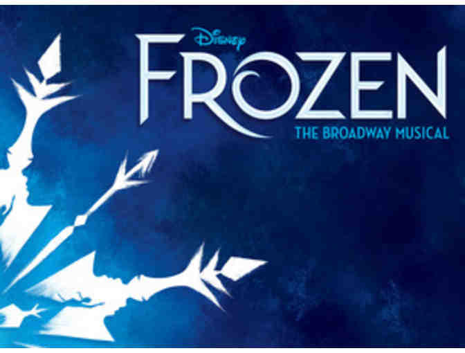 Two (2) Tickets to FROZEN the Musical in NYC!