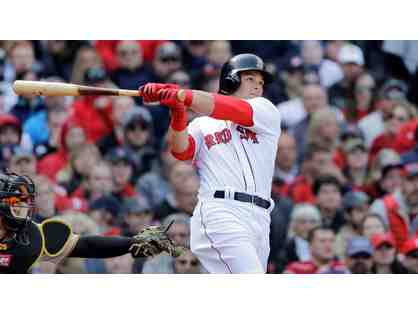 Boston Red Sox VIP ticket package for 4!