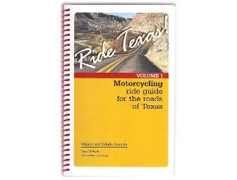 Ride Texas Magazine - One year subscription and guide book
