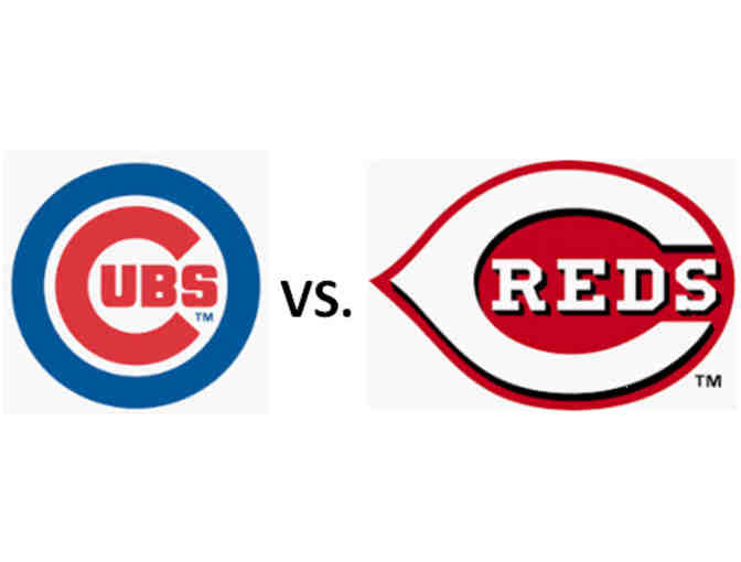 July 15 Cubs vs. Reds @ Wrigley Field - 4 Tickets