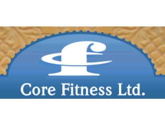 10 Group Classes at Core Fitness