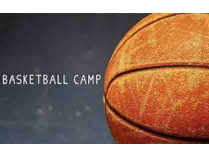 One Week of Country Day Summer Basketball Camp for boys or girls 7-14yrs old
