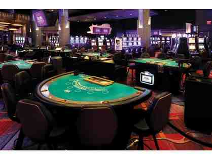 Harrah's Cherokee Casino Resort Package
