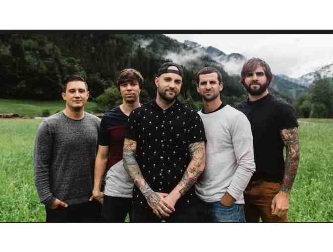 August Burns Red Concert: Raleigh, NC Aug 4 : Premium Seating! - Photo 1