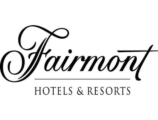 2 Night Stay with Breakfast for Two in the Fairmont Eastern Canada Resort of your choice - Photo 1