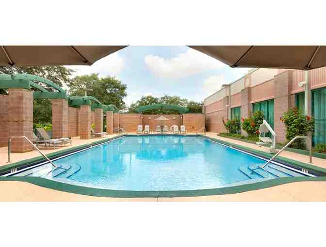 Two-Night Stay at Embassy Suites by Hilton Tampa USF near Busch Gardens