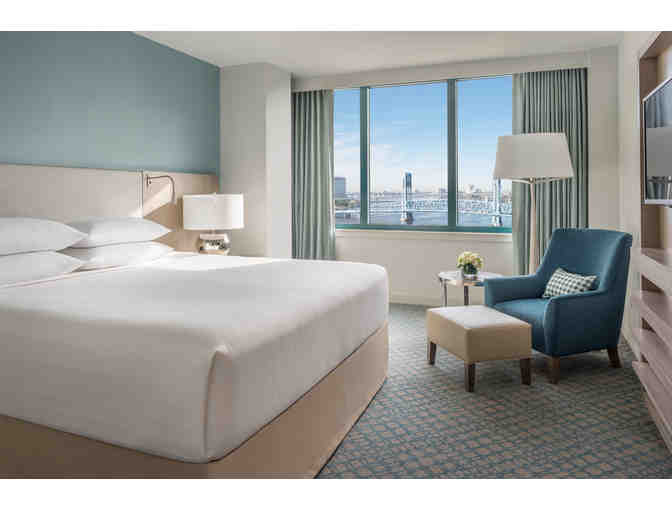 One-Night Weekend Stay at Hyatt Regency Jacksonville Riverfront with Breakfast for two