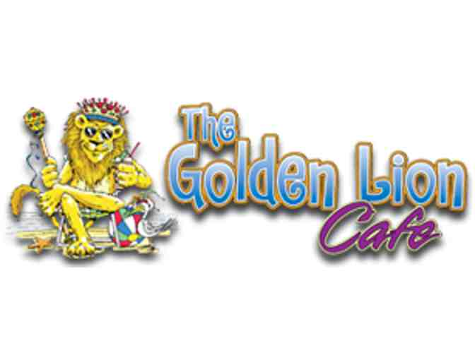 $100.00 Gift Card to the Golden Lion Cafe - Flagler Beach, FL