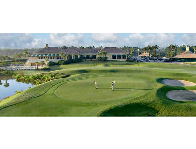 Round of Golf at LPGA International Golf Club and Lunch for Four