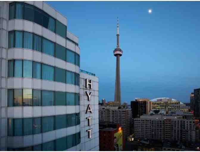 One-Night stay for Two at Hyatt Regency Toronto
