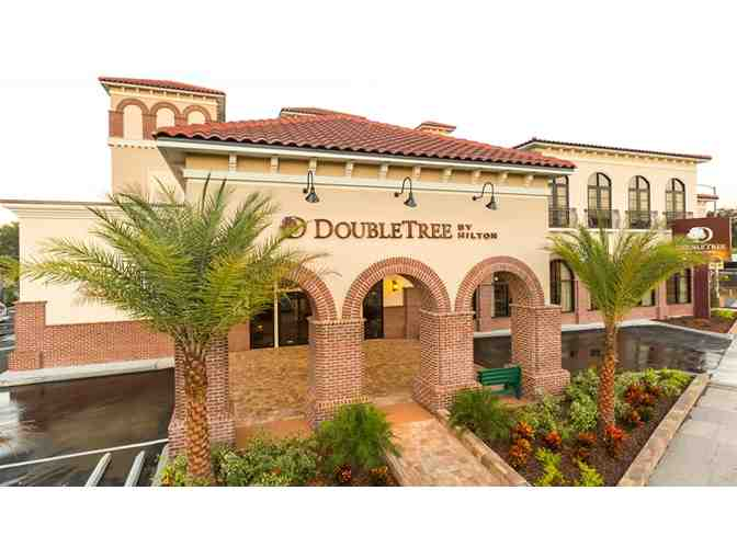One-Night Stay at DoubleTree by Hilton St. Augustine Historic District
