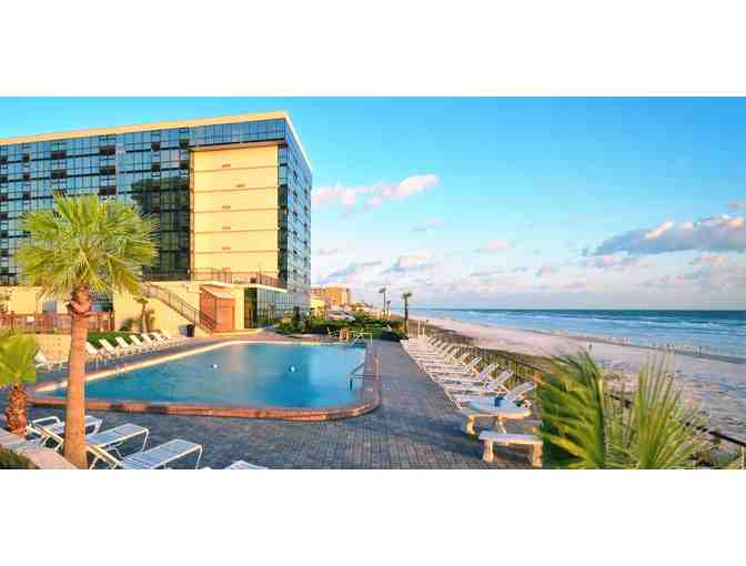 Three-Day, Two-Night Stay at Oceanside Inn, Daytona Beach, Florida
