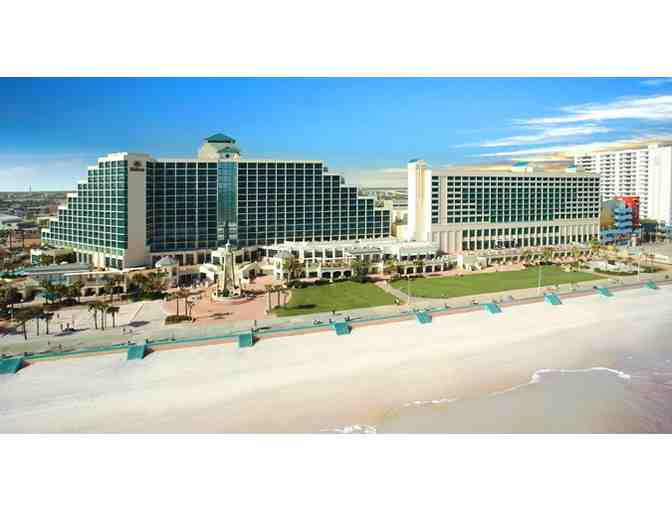 Two-Night Stay at the Hilton Daytona Beach Resort at Ocean Walk Village