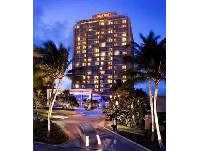 Marriott Resort San Juan Stellaris Casino  3 day/2 night stay